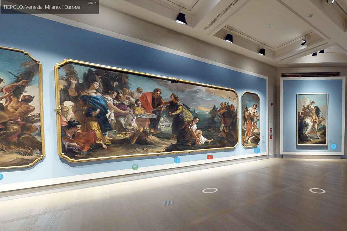 Musei da casa. Tour, lezioni e mostre si ammirano sul web OF OSSERVATORIO FINANZIARIO