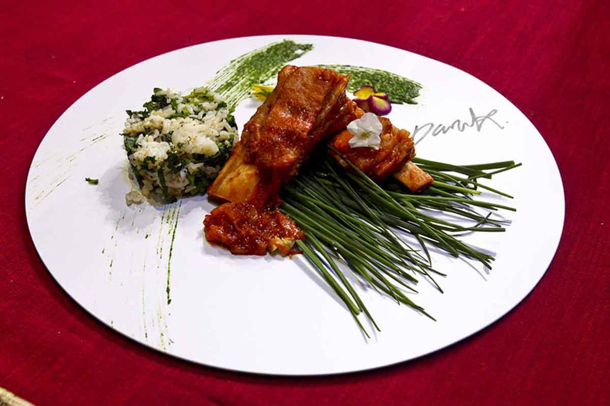 Ristoranti expo a tavola con gli chef - A tavola con gordon ramsay ...